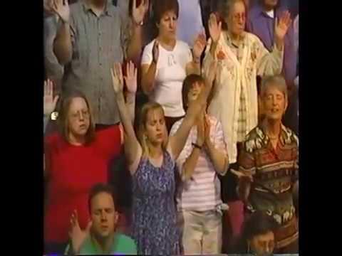 Benny Hinn - i worship you almighty god, (Ich bet dich an Allmächtiger), Anbetung