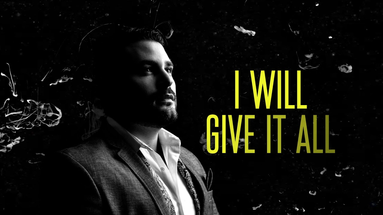 Gad Elbaz - When I Fall - Official lyrics Video
