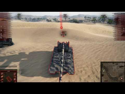 World Of Tanks || Object 140  Carry, 9 Kills, 8625  Damage