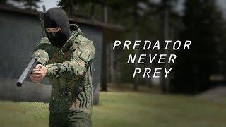 Play Predator; Never Prey