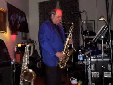 Harlem Nocturne - Pete Phillips on Tenor Sax