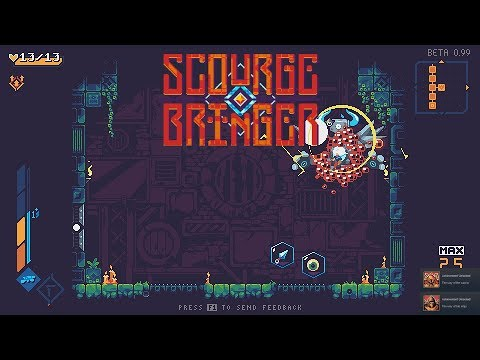 🎮 ScourgeBringer - It's out! |