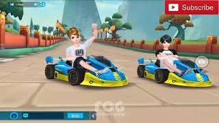 Garena Speed Drifters Indonesia - Game Android Online Baru - Seru Dan Lumayan Menegangkan....