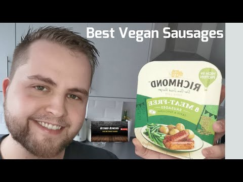 best vegan sausages RICHMOND | Veganuary series Ep # 9