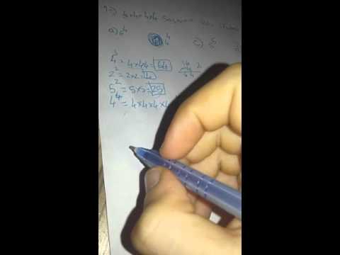 6.sınıf Matematik üslü  Sayılar Konu Anlatımı