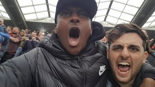 NEWCASTLE 1-2 CHELSEA MATCH VLOG|| MATCHDAYS WITH LEWIS