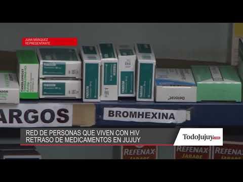 Retraso de medicamentos para personas con VIH en Jujuy