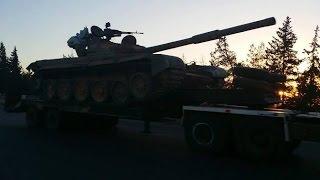 أخبار عربية - الجيش الحر يعلن بدء معركة تحرير مدينة الباب أهم معاقل داعش في ريف حلب