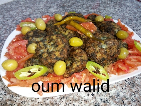 مطبخ ام وليد خبيزات الروز و السلق