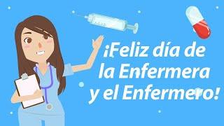 Feliz día de la Enfermera y el Enfermero! - Día de la enfermería