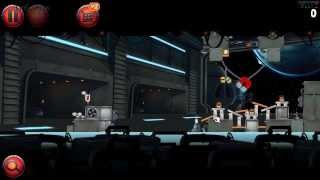 Gameplay - Angry Birds Star wars 2 - Mundos 1 -2 -3 - PC