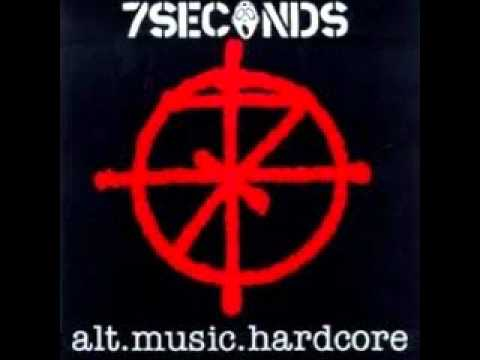 7 Seconds - alt.music.hardcore (FULL ALBUM)
