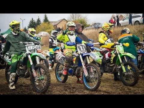 5 этап кубка Донецкой области по мотокроссу в Доброполье