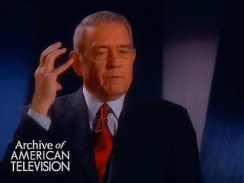 Dan Rather on covering Lyndon B. Johnson's presidency - EMMYTVLEGENDS.ORG