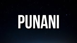 6ix9ine - PUNANI (Lyrics)
