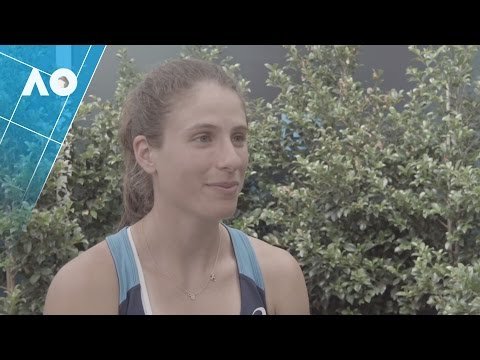 Johanna Konta interview (4R)  | Australian Open 2017