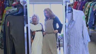Goodbuy Girl shops for formalwear