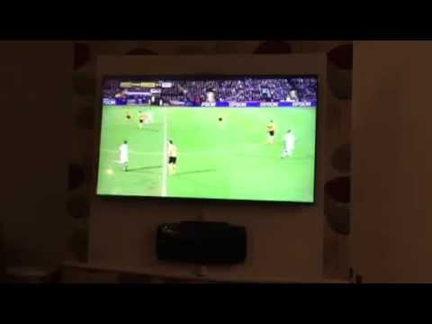Cambridge Utd Vs Man Utd FA Cup - Listen to the crowd inside AND outside my house