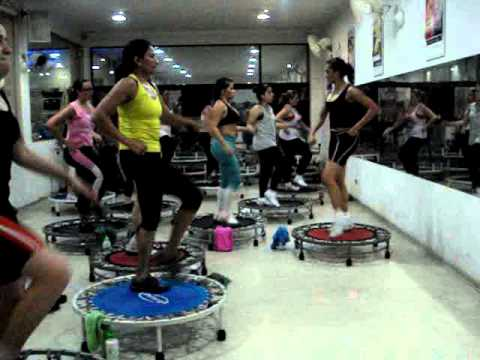 PROF LILIANE XAVIER - POWER JUMP - MIX 32 -