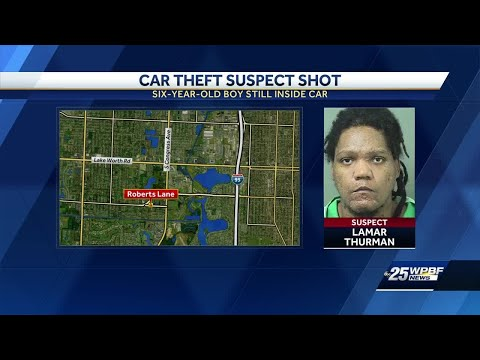 Frankie and Jess - A Florida father chased down and shot a carjacking suspect!