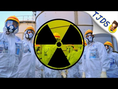 Nuclear Waste Dumped in the Ocean by Japan!