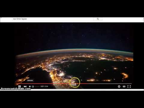Fake ISS Live Stream international cgi station