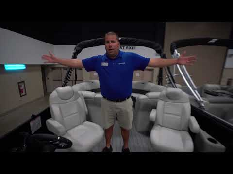 Starcraft Cls 3 Pontoon Boat With Tri-toon Technology !