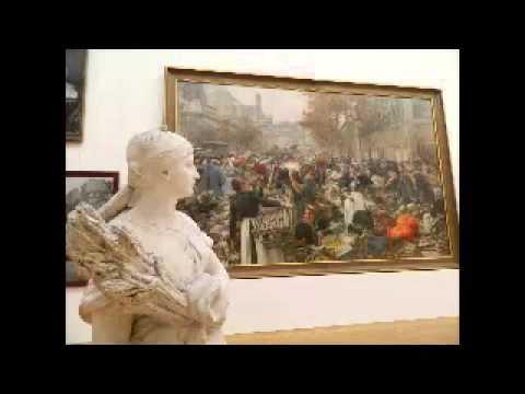 Paris 1900 Conférence 15 La peinture moderne au Petit Palais