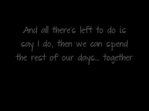 Stars Go Dim- Hesitate lyrics