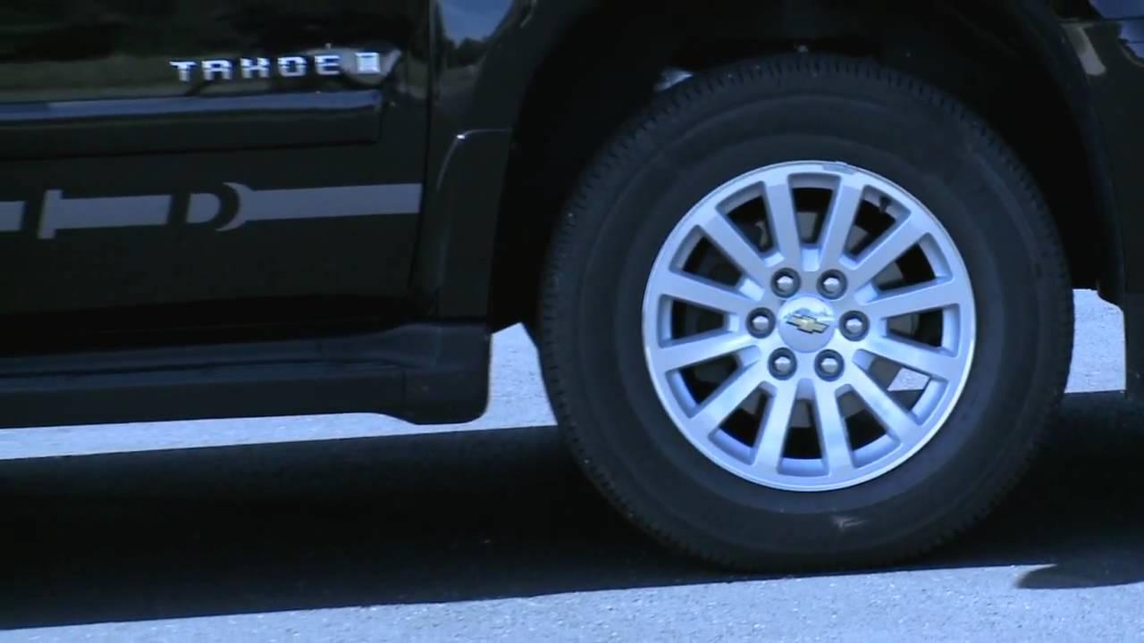Chevy Tahoe Hybrid 2010
