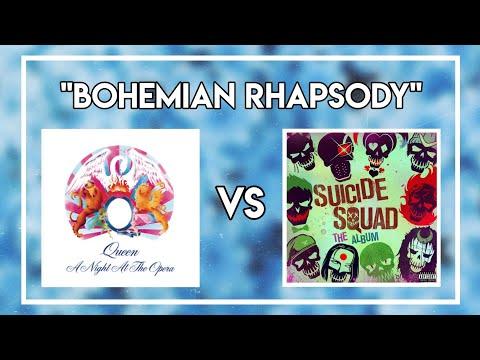 Bohemian Rhapsody Queen vs Panic! At The Disco