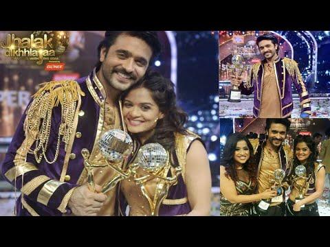 Ashish Sharma Wins 'Jhalak Dikhhla Jaa 7′
