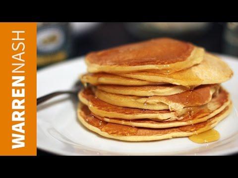 american-pancakes-recipe---from-scratch-in-60-sec---recipes-by-warren-nash