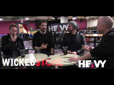 Wicked Stone at Hard Rock Hell Festival 2017 | HEAVY TV Interviews
