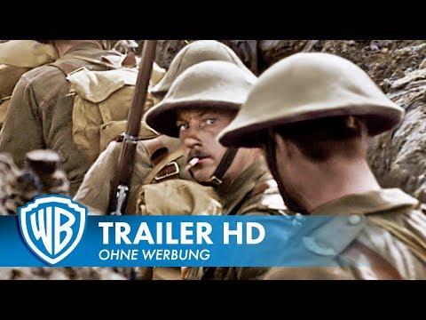 THEY SHALL NOT GROW OLD - Trailer #2 OV Mit Deutschen Untertiteln HD (2019)