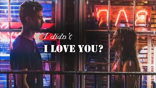 OneRepublic - I didn't I love you? (  ) Hardin & Tessa