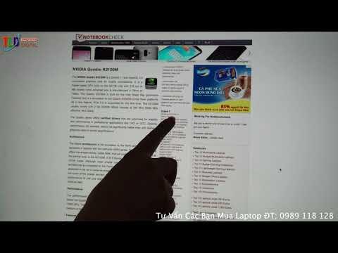 Bảng Xếp Hạng Card Màn Hình Rời Cho Laptop Mạnh Nhất