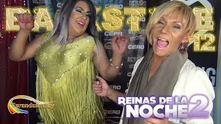 BACKSTAGE 12 REINAS DE LA NOCHE 2 - CANAL FARANDULA GAY
