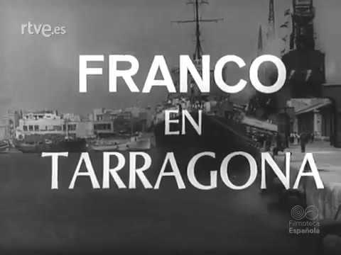 Franco a Catalunya: visita a les comarques de l'Ebre i Tarragona el 21 de juny de 1966
