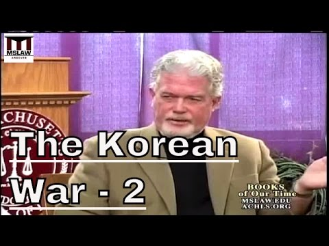The Korean War: A History  Part 2 - Bruce Cumings