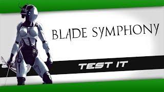 test it - Blade Symphony «» Test/Review - German/Deutsch