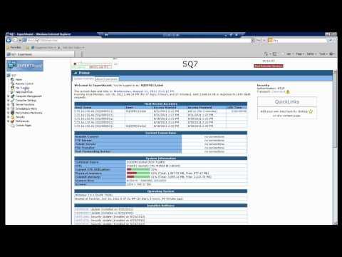 Tech Demo: Simplify Desktop Management