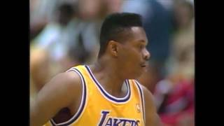 NBA Finals 1991   Game 5   Chicago Bulls @ Los Angeles Lakers   HD   YouTube