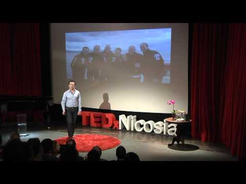 TEDxNicosia Devrim Celal
