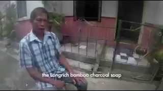 Bamboo Charcoal whitening Soap Testimony from Longrich