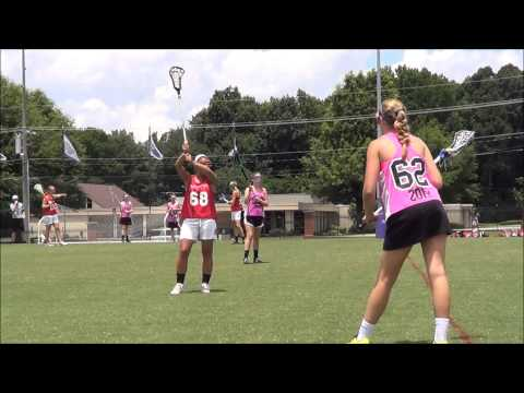 Lauren Bock - QC Stars Lacrosse #47