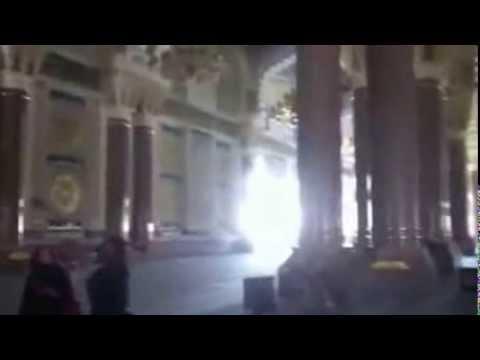 inuti Al Saleh Mosque Jemen