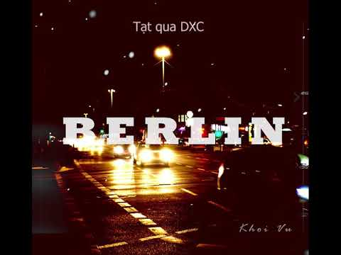BERLIN - Khoi Vu  (Official Lyrics Video)