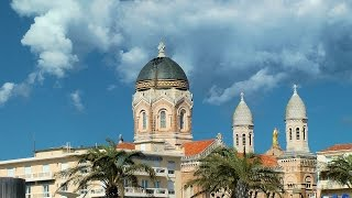 Saint-Raphaël, French Riviera, France [HD] (videoturysta)
