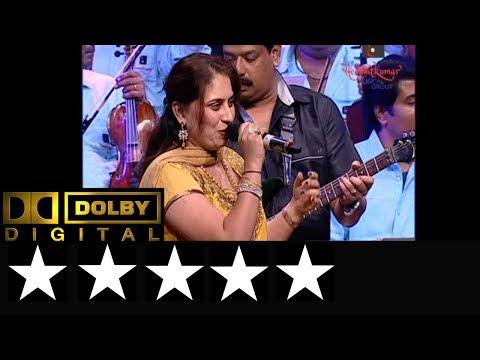 Badra Chaye Ke Jhule Pad Gaye by Vaibhav Vashishtha & Gauri Kavi  Live - Hemantkumar Musical Group